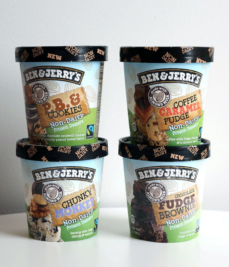 "Vegans and lactose intolerants everywhere are rejoicing over the breaking news from Ben & Jerry's: four brand new, dairy-free, 100 percent vegan ice cream flavors have hit supermarket shelves, and they promise ""euphoria"" with every bite...Here's Exactly How Ben & Jerry's Dairy-Free Ice Creams Taste..."