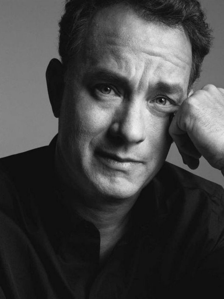 Tom Hanks - Rostro / Face / Portrait