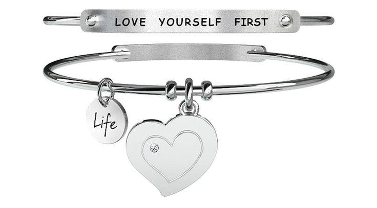 CUORE | AUTOSTIMA - Discover Love - Ama te stessa ogni ora, ogni giorno. Mettiti sempre al primo posto perché<br>questo è l'unico vero segreto per amare intensamente gli altri.