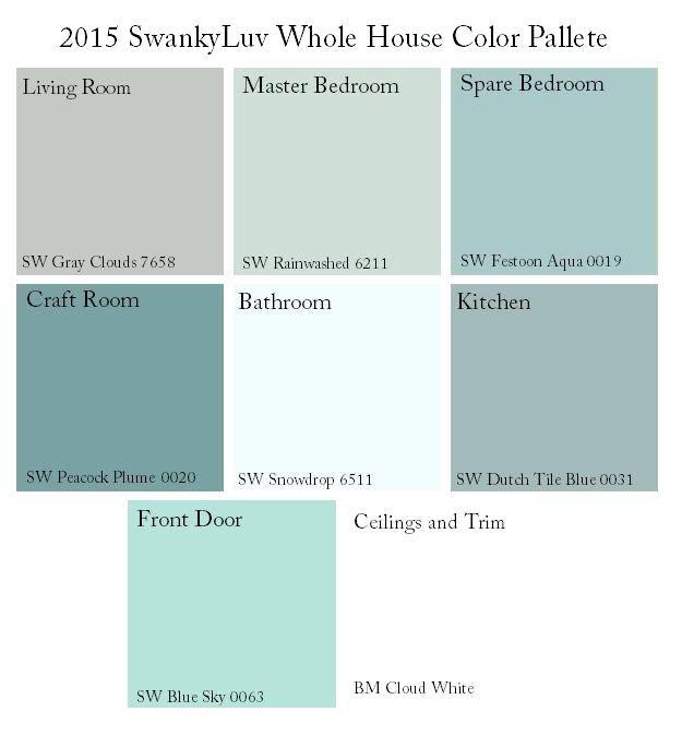 24++ Beach house exterior color schemes ideas