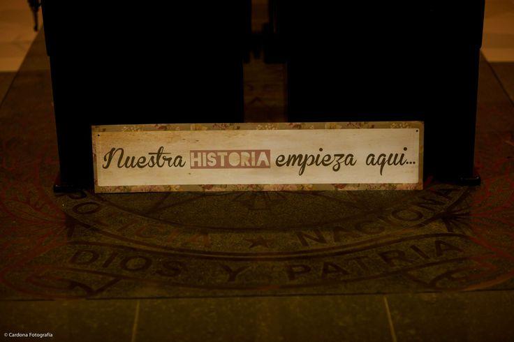 Nuestra historia empieza acá... www.uncuentodeboda.com
