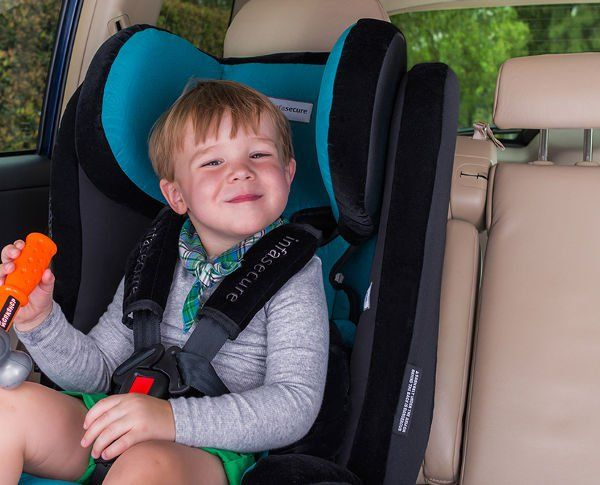 Win an Infasecure Evolve Caprice Car Seat - Prizeapalooza day three
