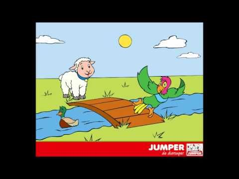 Kinderliedjes Jumper De diersuper - Kinderliedje Lammetje, lammetje