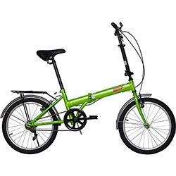 Bicicleta Dobravel Durban Drop Verde