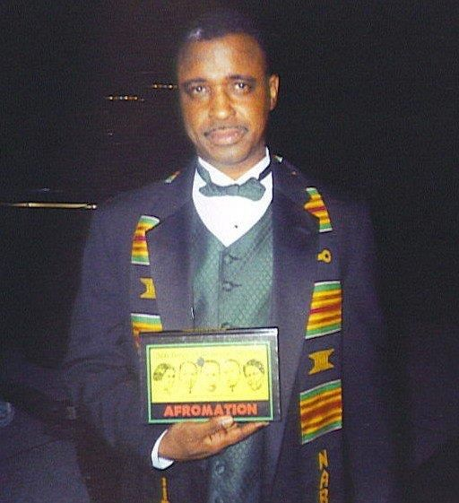 Afromation Author Michael D. Woods