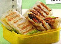 Resep Roti Burger Isi Daging