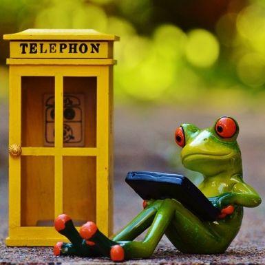 volání, call centrum