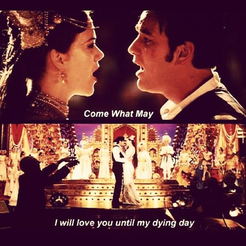 moulin rouge come what may ending relationship