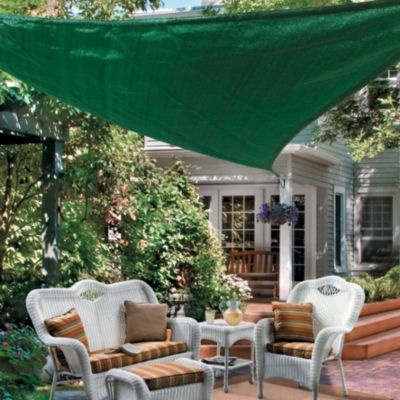 shade sail patio sun shade