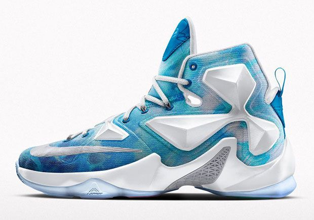 NIKEiD LeBron 13 Release Info | SneakerNews.com