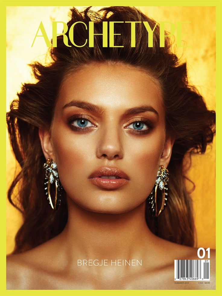 Bregje Heinen Glams it Up in Sexy Archetype #1 Cover Shoot