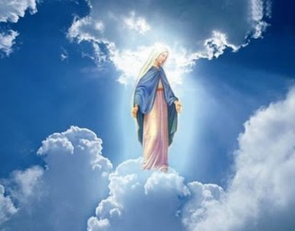 15 August Assumption Of The Blessed Virgin Mary In France  Solemnity Of The Assumption  August 15 2010  Liturgical