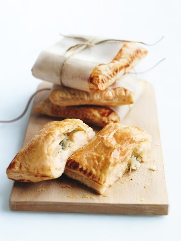 Cauliflower Sage And Cheese Pasties | Donna Hay