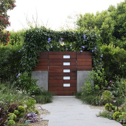 323 best Garden Gates images on Pinterest | Landscaping, Balconies Fence And Gates Home Designs Ta E A on