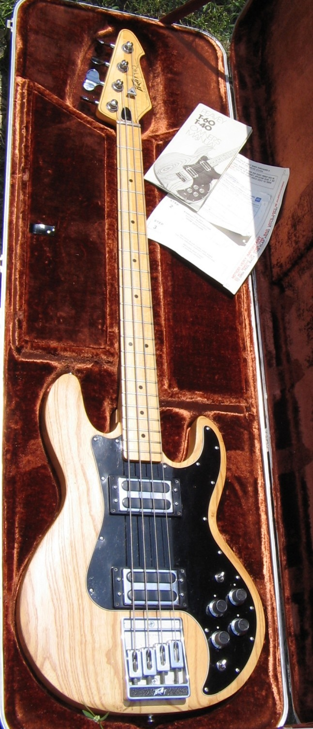 Richard beymer grave pictures to pin on pinterest pinsdaddy - Hell Yes Southern Blue Rock Bands Out There Peavey T 40 Bass
