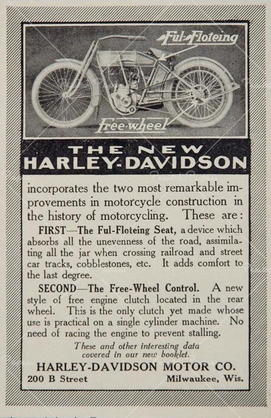 Harley Davidson 1911
