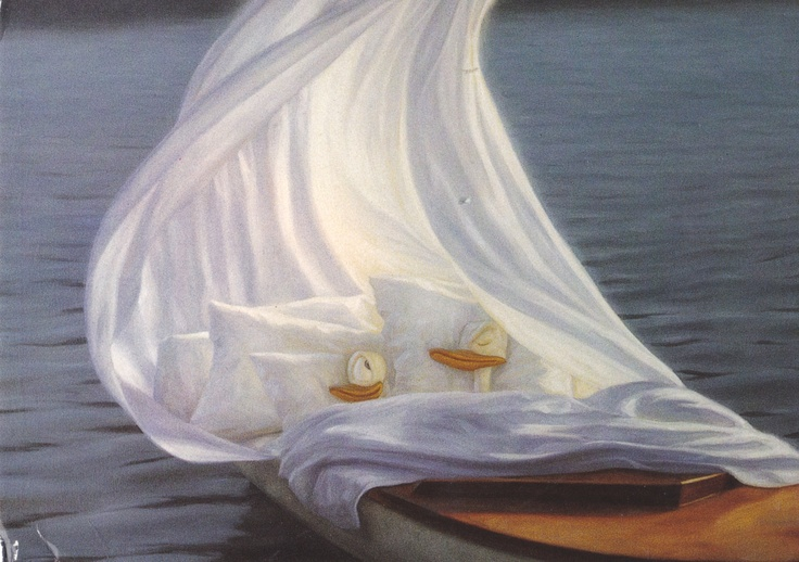 Kaj Stenvall - The social structures in the harbour of love (1996).