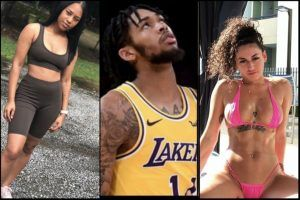 Brandon Ingram s Girlfriend Who He Doesn t Claim Says She OK With Him  Having Other Women in His Life (Pics-Vids) f53c6c255