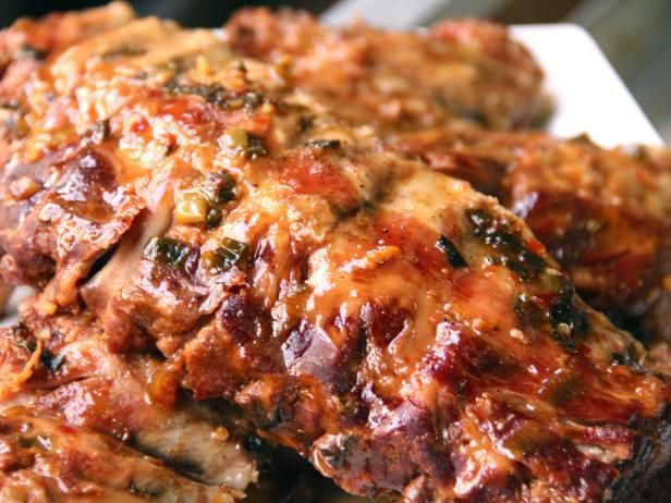 Get Slow Cooker Asian BBQ Ribs Recipe from Cooking Channel
