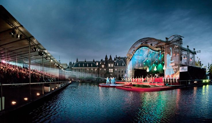 Festival Classique and other events ... The Hague