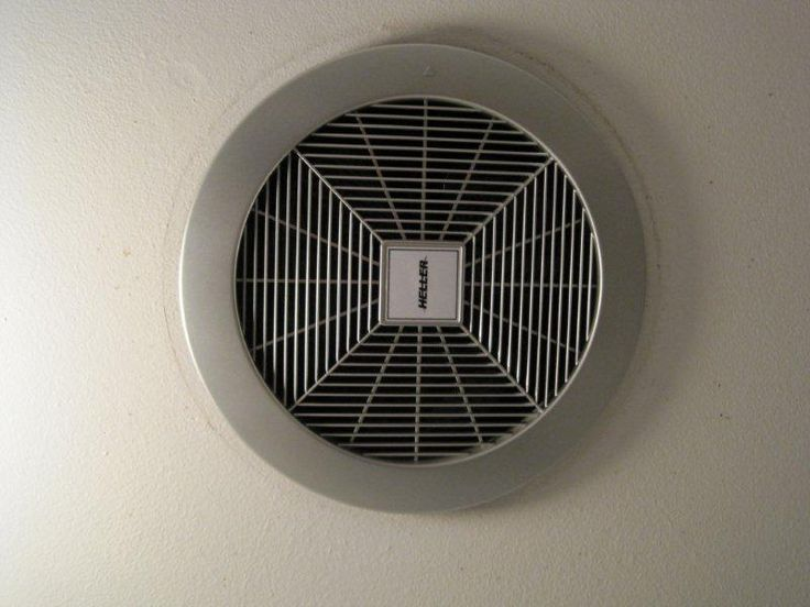 Install Bathroom Extractor Fan