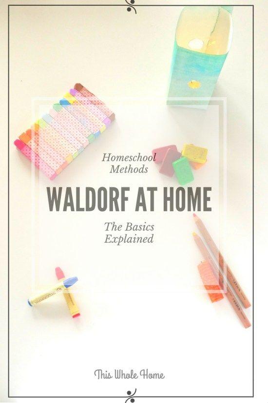 Waldorf at Home