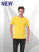 wholesale men's cotton blank t-shirt for promotion  best buy follow this link http://shopingayo.space