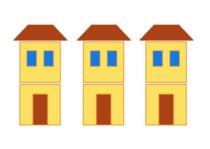 Игры и упражнения на тему «Дом»
