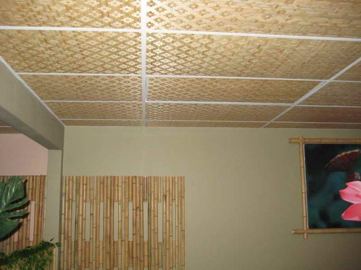 17 Best Ideas About Drop Ceiling Tiles On Pinterest