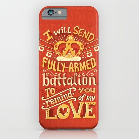 Fully-Armed Battalion Phone Case - $35 - Hamilton Gifts!