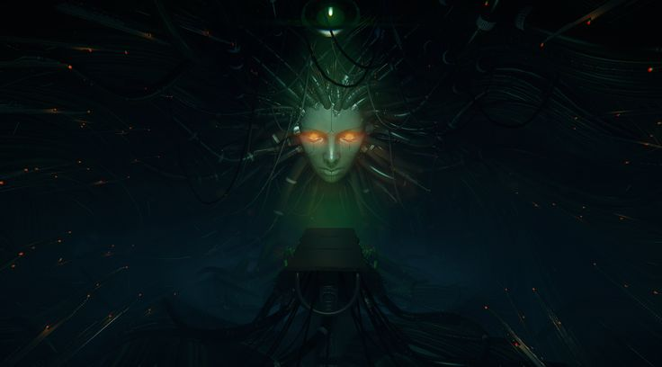 [CE3] System Shock 2 Homage - Polycount Forum