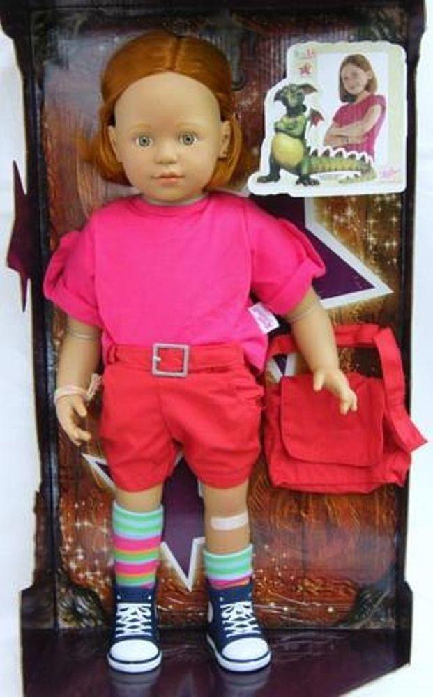 Orig. Zapf    Hexe Lilli Puppe     50 cm in Spielzeug, Puppen & Zubehör, Sonstige   eBay!