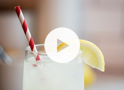 Now you don't have to make a pitcher...add a jigger of vodka or @Brooklyn Gin .! #yum  A new way to make lemonade
