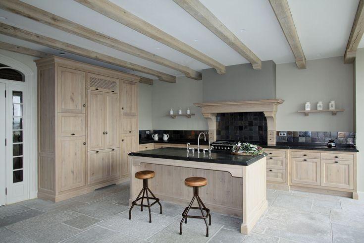 17 beste idee n over landelijke stijl slaapkamers op pinterest rustiek chique decor country - Stijl land keuken chique ...