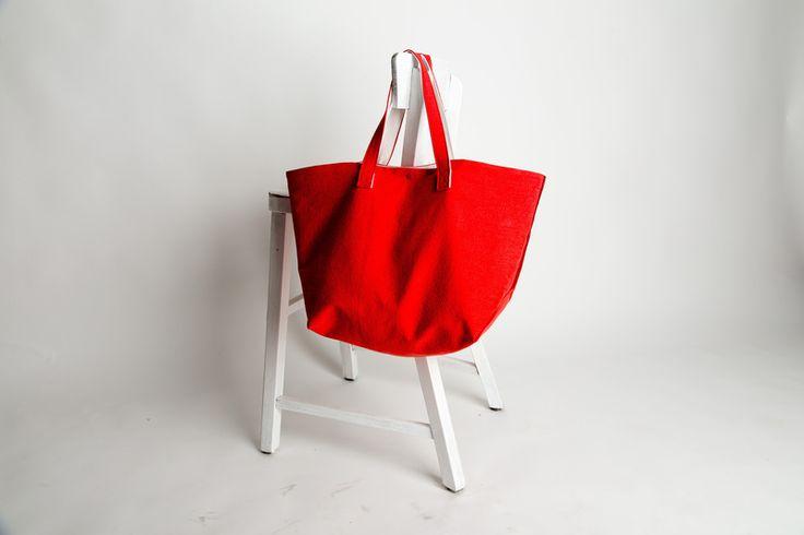 Handtasche Shopper TWO Umhängetasche von allerlei Taschen und Turnbeutel auf DaWanda.com