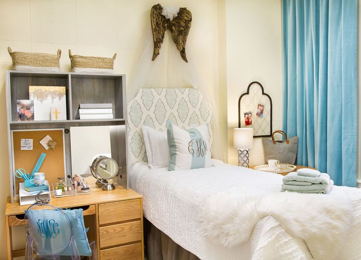 Decorating Ideas > 90 Best Images About Designer Dorm Rooms On Pinterest  ~ 152739_Seventeen Magazine Dorm Room Ideas