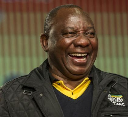 South Africa's ruling party,  African National Congress (ANC) has elected Cyril Ramaphosa to succeed President Jacob Zuma as the part...
