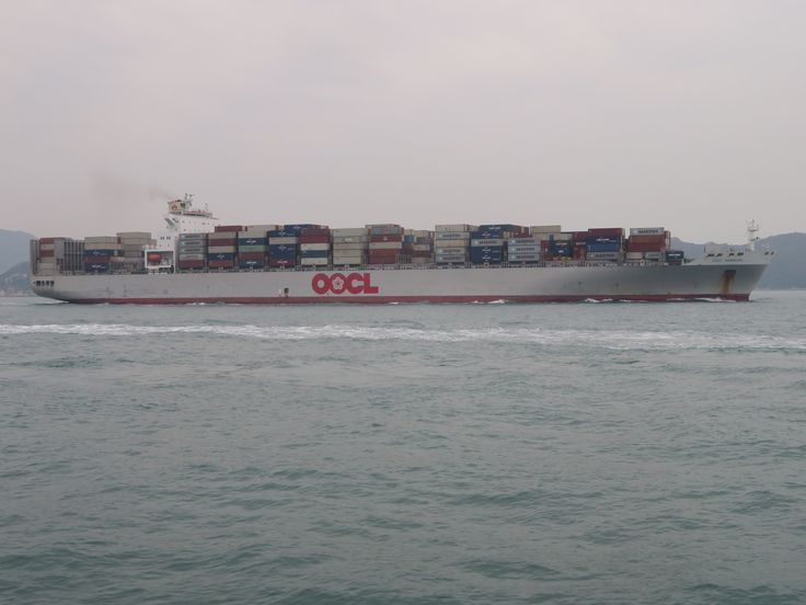 https://flic.kr/p/ENbqKi | oocl hamburg | type: Container ship operator: OOCL owner : orient overseas container line shipyard: samsung shipbuilding heavy industries year build: 2004 hull no.1421 IMO: 9252008 flag: hong kong engine: b&w 12k98mcc speed: 25kn length: 323m beam: 42,80m draught: 14,50km 8063TEU Container capacity at 14: 6274teu reefer container: 700TEU gross tonnage: 89707 deadweight : 99500 status: active