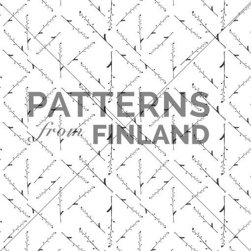 Metsä – Lehto by Tanja Kallio  #patternsfromagency #patternsfromfinland #pattern #patterndesign #surfacedesign #tanjakallio