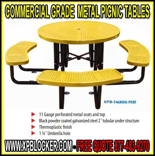 If you need tables that are wheelchair accessible, be sure to ...