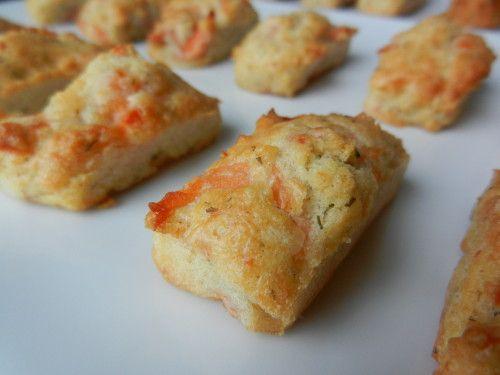 Financiers apéro au saumon - C secrets gourmands!! Blog de cusine, recettes faciles, à préparer à l'avance, ...