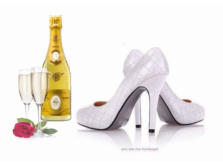 Heels and Champagne