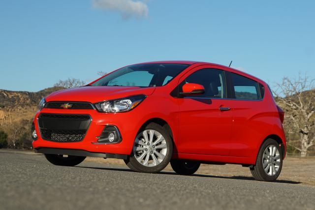 Cheapest Cars: The Least Expensive New Cars of 2016: Chevrolet Spark LS http://cars.about.com/ #aarongold