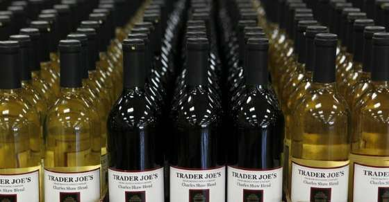 A former wine distributor started a wine testing lab where he found...