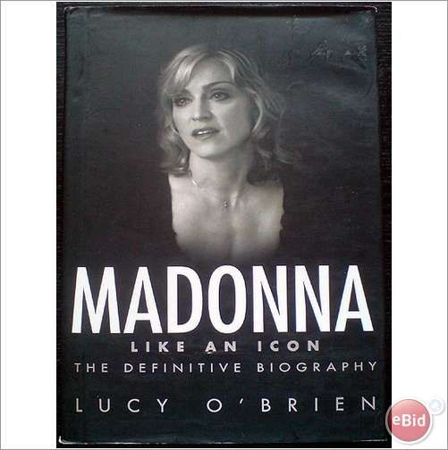 25 beautiful madonna book ideas on pinterest madonna madonna madonna book like an icon by lucy obrien hard back book fandeluxe Epub