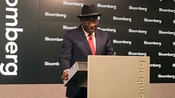 To Receive Free News Updates, Join Us On WhatsApp: 08083609209...Ex-President Jonathan has said he was prevented from fighting corruption in the oil