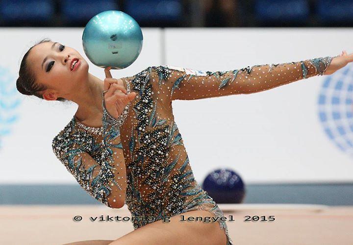Kaho Minagawa (Japan), World Cup Budapest 2015
