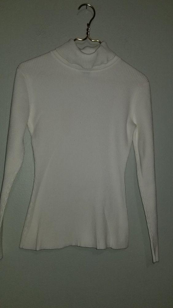75e5b07d4 Bay studio ladies turtle neck sweatersize medium  fashion  clothing ...