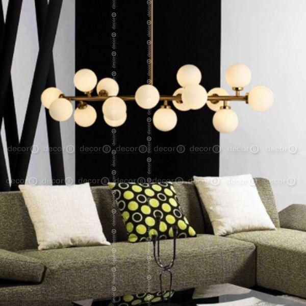 Modern Ceiling Lamp, Pendant and Chandelier Decor8 Hong