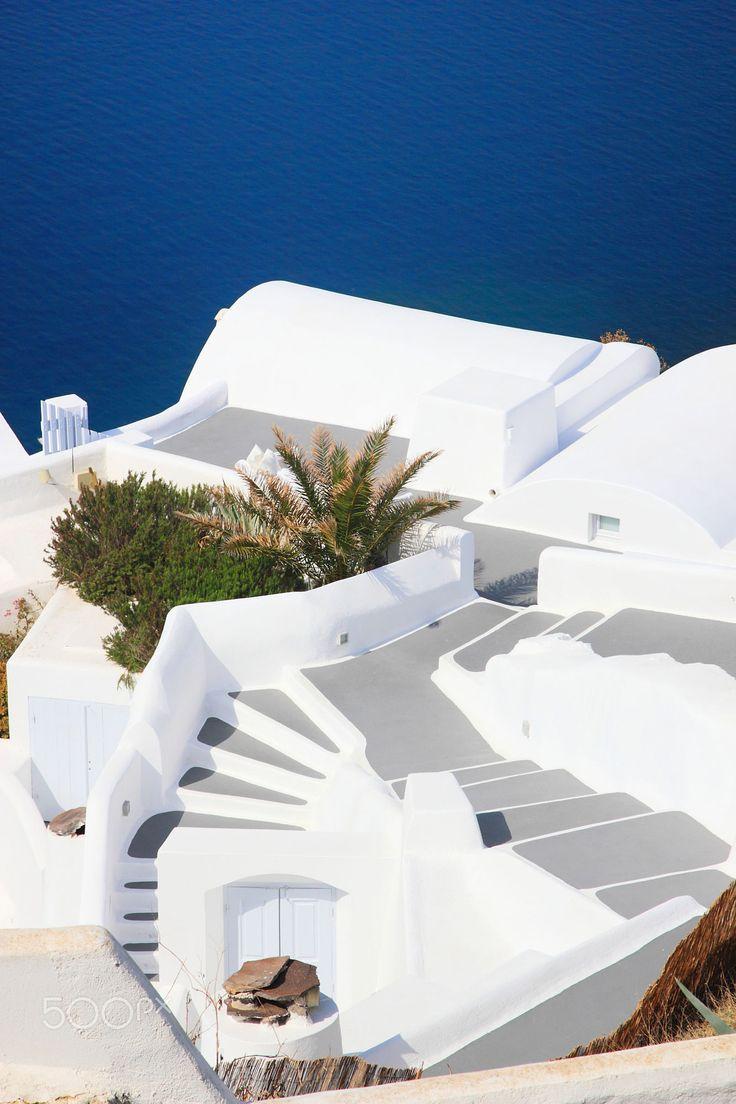 Oia in white, Santorini                                                                                                                                                                                 More